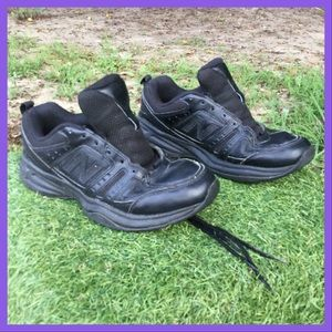 Leather Sneakers, sz 10